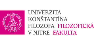 logo Filozofická fakulta UKF