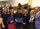 15.11.2017 | Slávnostné odovzdávanie francúzskych diplomov
