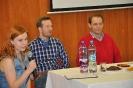 20.3.2017 | Herci z Divaldla Andreja Bagara v Nitre na katedre žurnalistiky