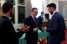 6.12.2018 | Slávnostné odovzdávanie francúzskych dvojitých diplomov 2018