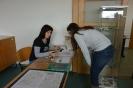 Ukážka technického kreslenia archeologických nálezov